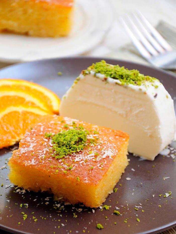 Türkischer Kuchen