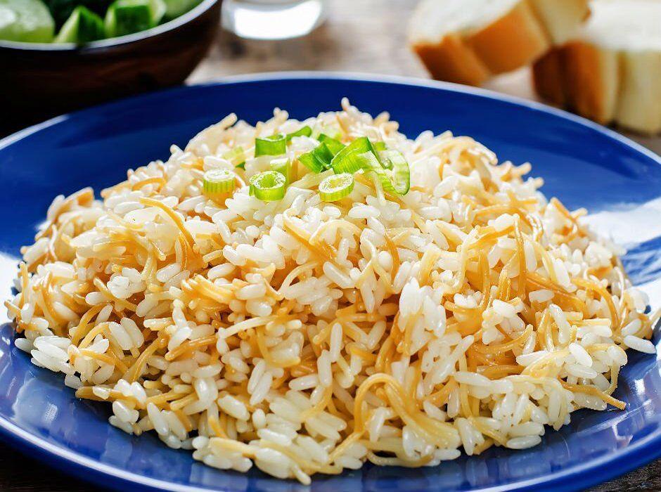Traditionell Türkischer Reis