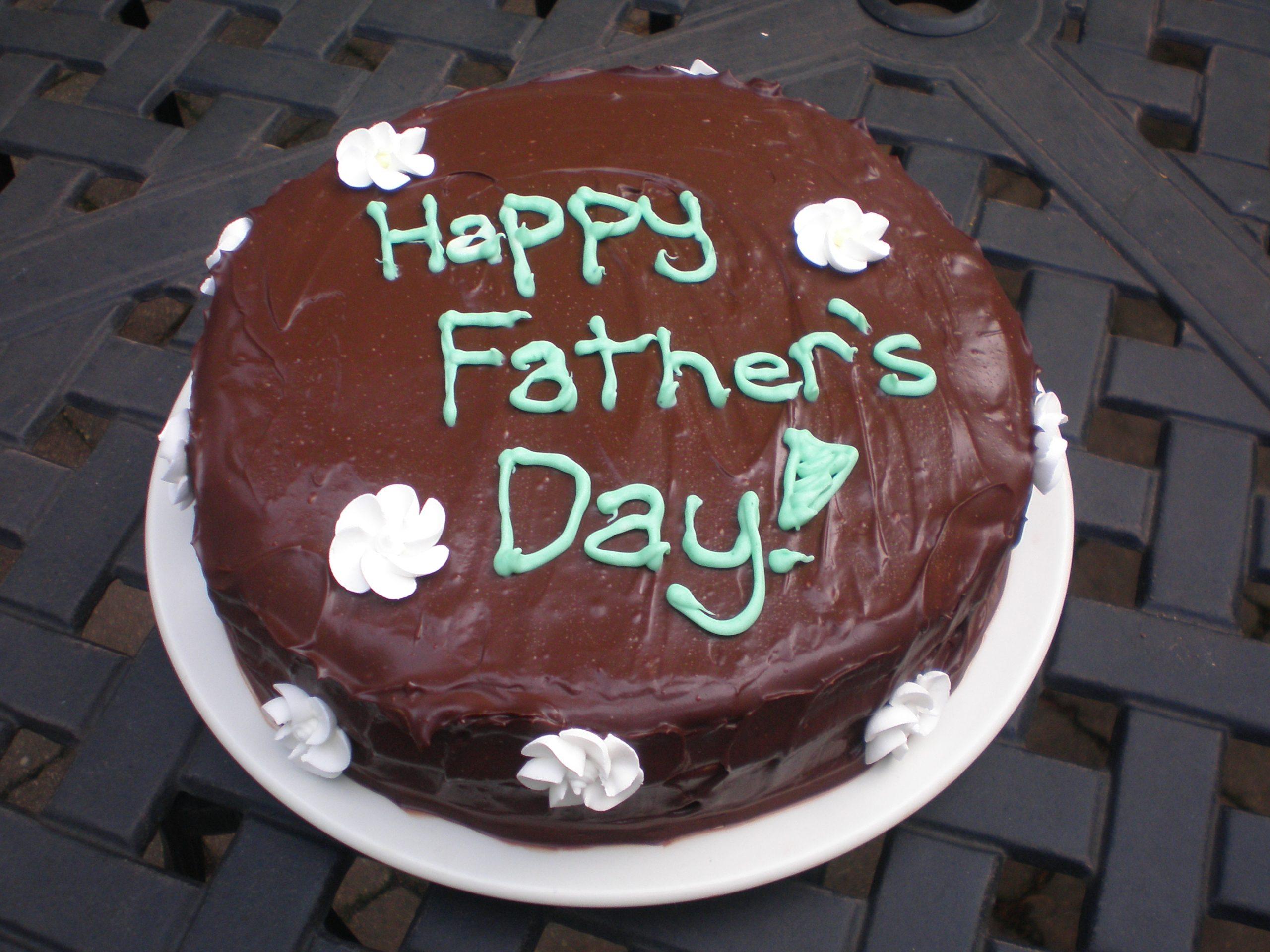 Vatertag Kuchen