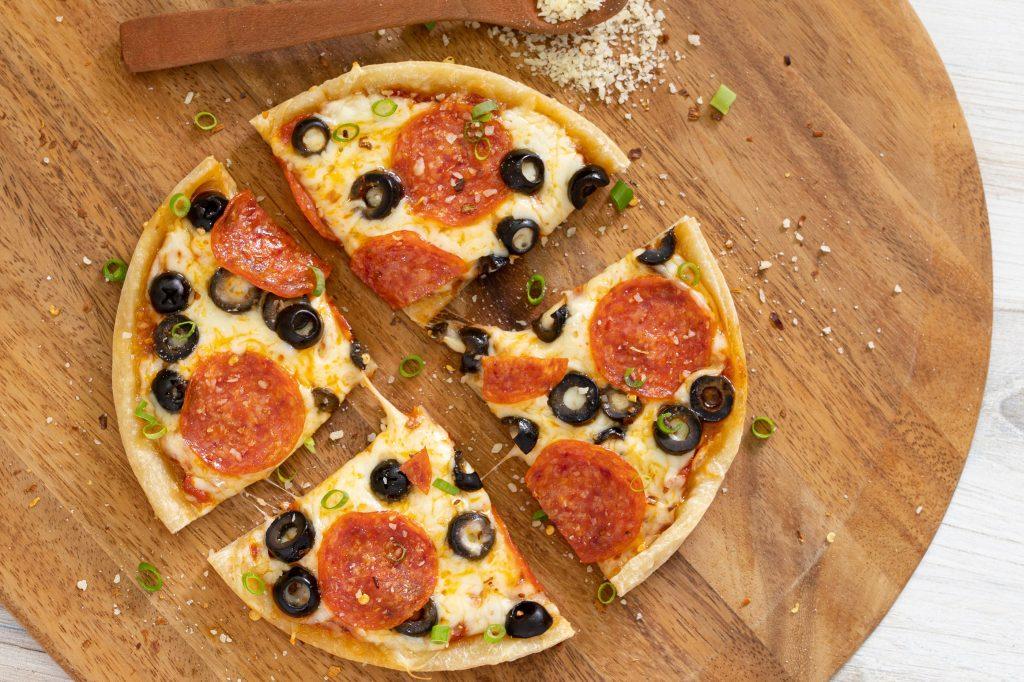 Volle Kanne Pizza Rezept