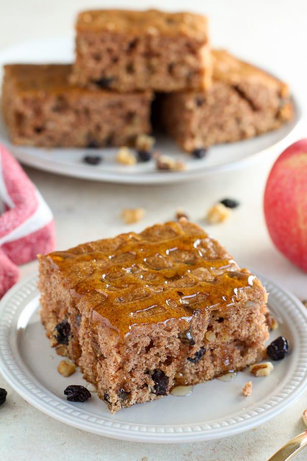Apfelmus Kuchen Rezept