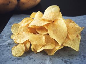 Olivenöl Chips Rezept
