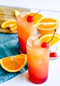 Tequila Sunrise Rezept