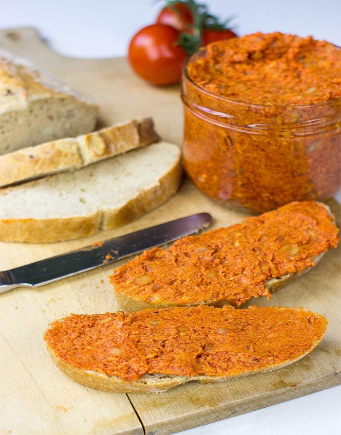 Tomatenbutter Rezept