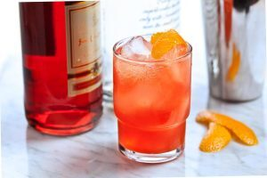 Campari Orange Rezept