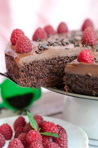 Kuchen ohne Milch