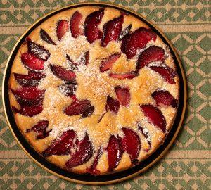 Pflaumen Kuchen