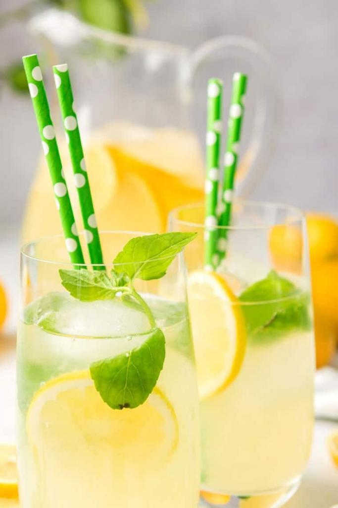 Limonade Rezept-1