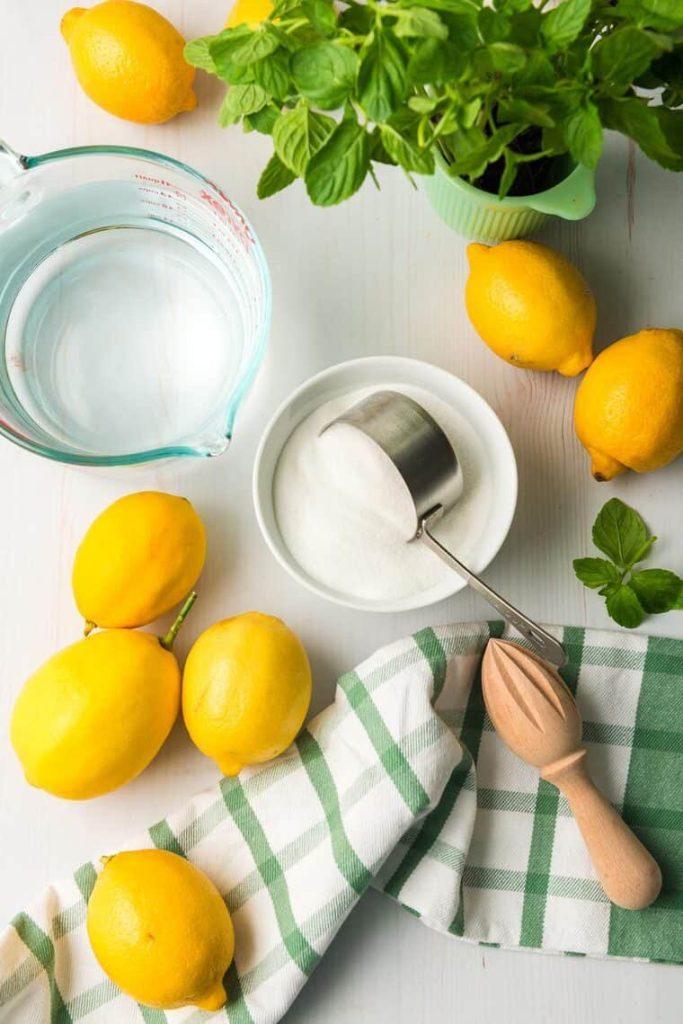 Limonade Rezept-2