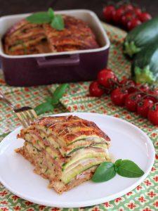 Parmigiana di Zucchine Rezept