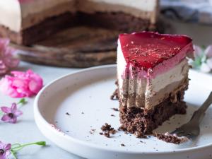 Laktosefreier Kuchen