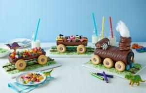 Zug Kuchen