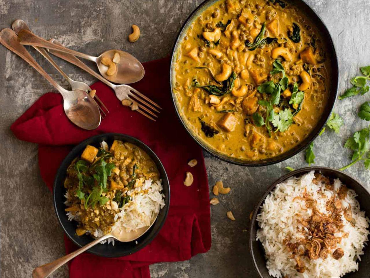 Curry Basis Rezept