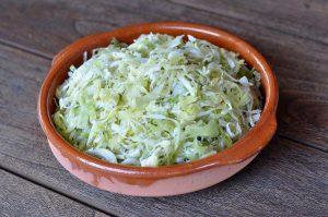 Griechischer Krautsalat Rezept