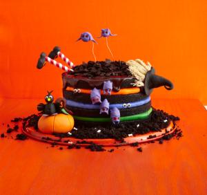 Halloween Kuchen Deko Essen Rezepte