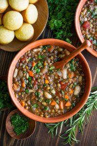 Linsen Suppe