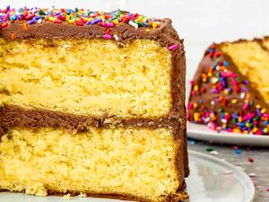 Schneller Kuchen ohne Ei