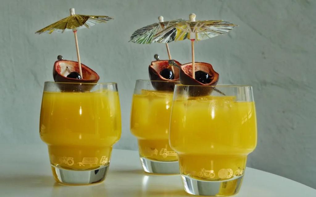 Solero Cocktail Rezept