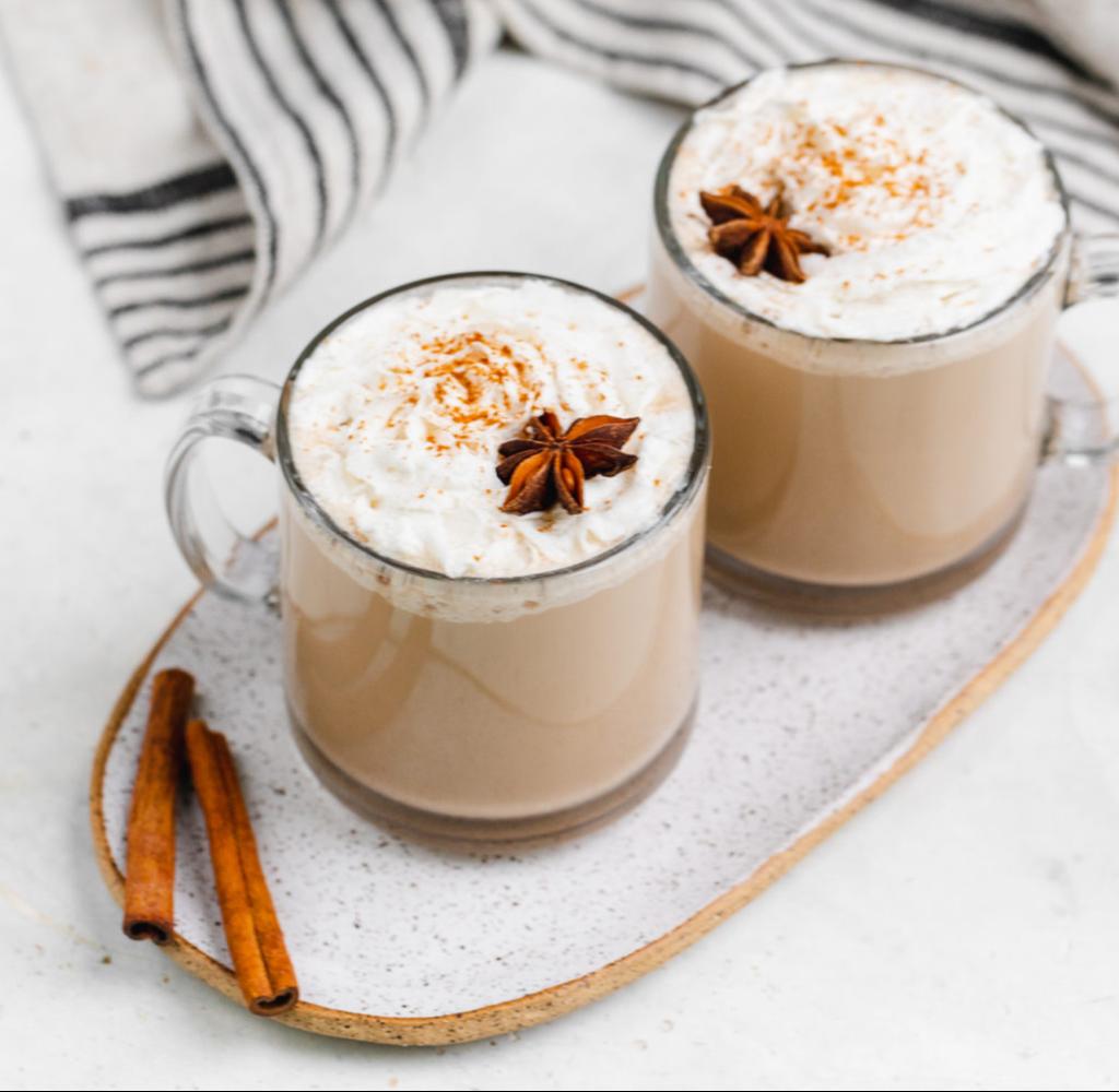 Chai Latte Rezept