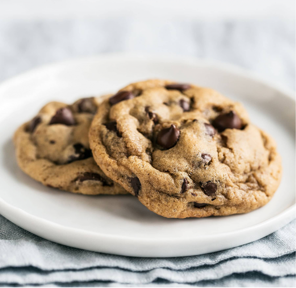Chewy Chocolate Creamcheese Cookies