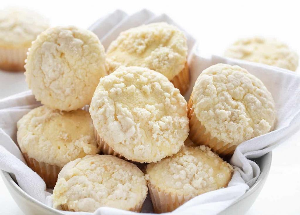 Cream Cheese Muffins