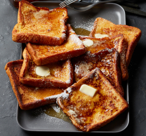 Lecker French Toast Rezept