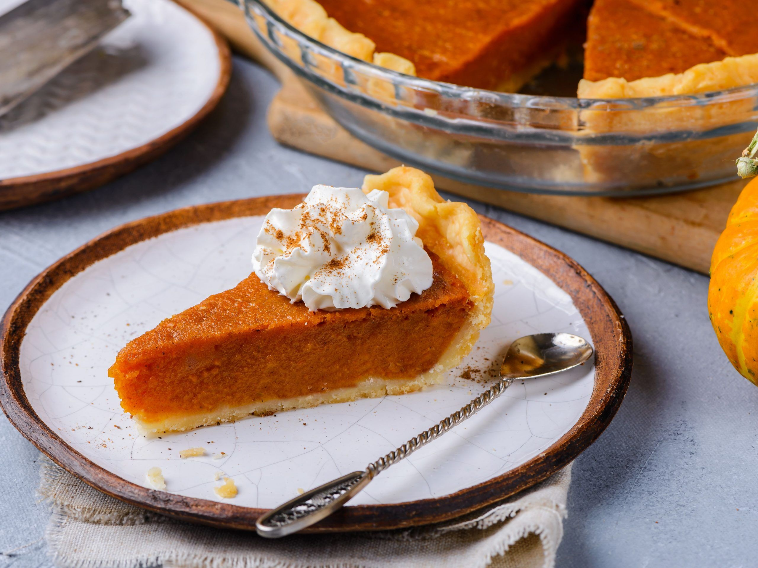 Pumpkin Pie Rezept