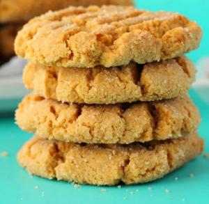 Aloha crunchy Erdnuss Cookies