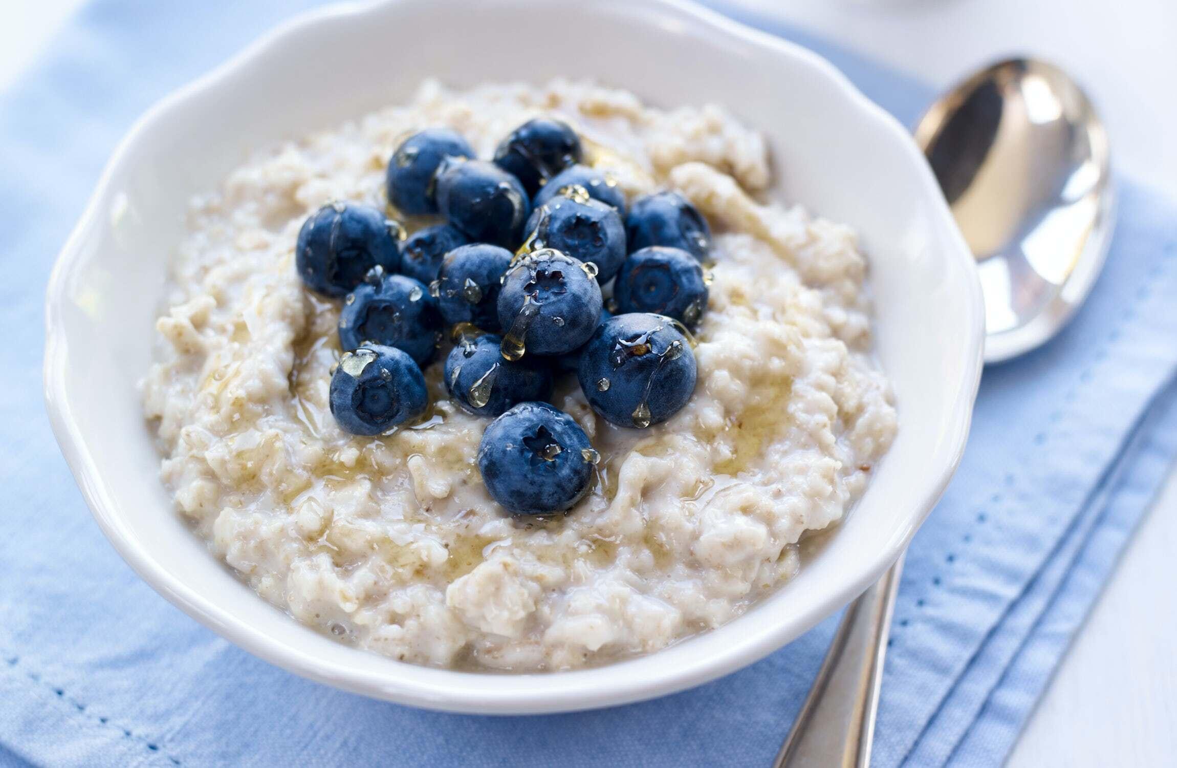 Beeriges Porridge