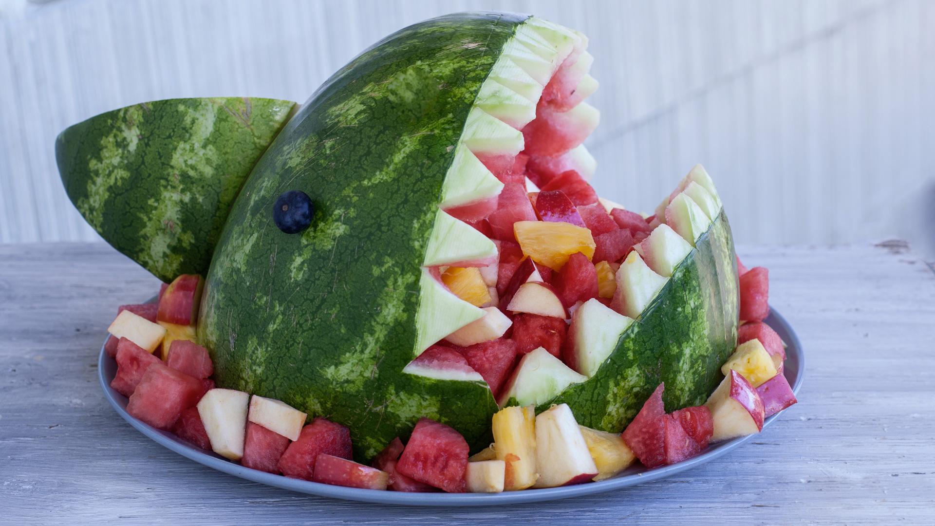 Melonen Rezept