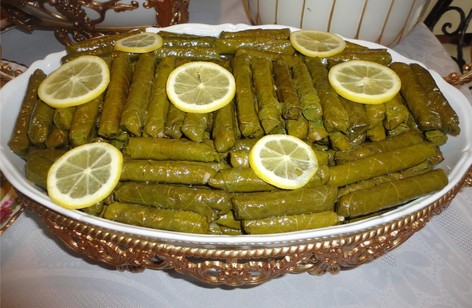 Yaprak Sarma Tarifi