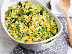 Brokkoli & Kartoffel & Auflauf