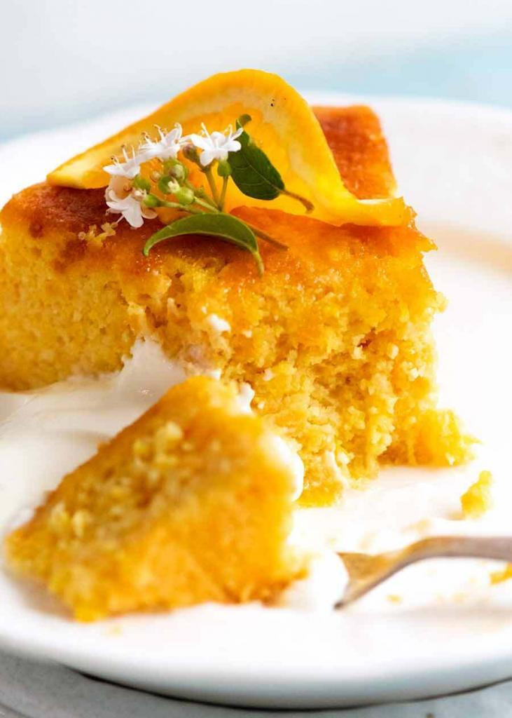 Oranje Kuchen