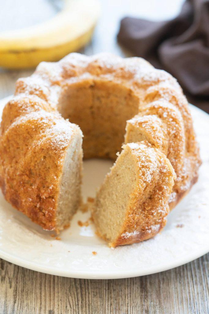 Bananen Kuchen