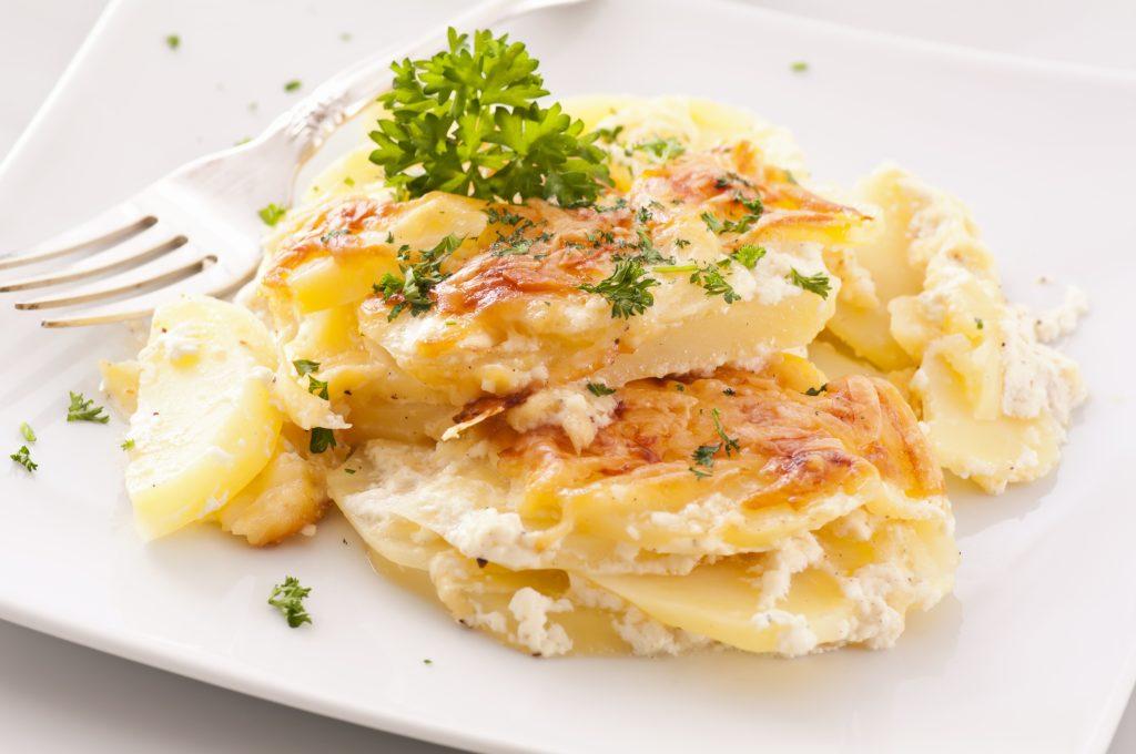 Weltbeste Kartoffelgratin