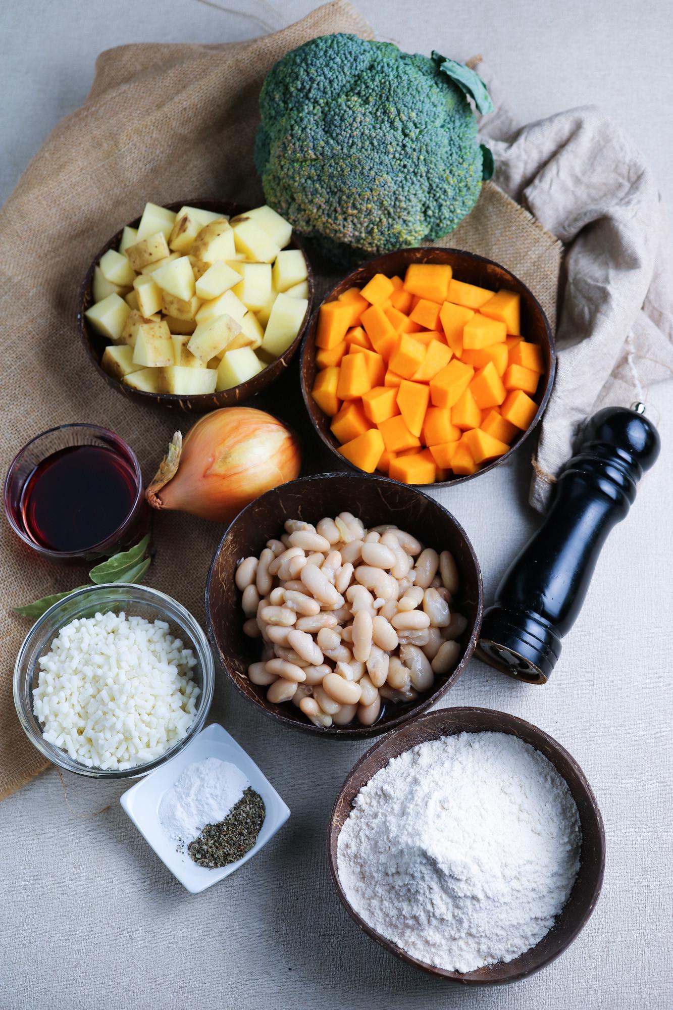 Vegane Knödel Rezept
