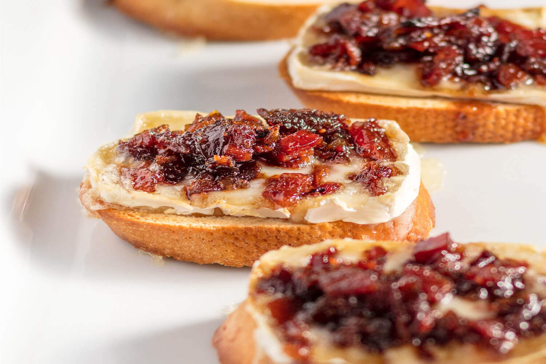 Bacon Jam Rezept